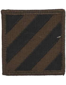 0003 Infantry Division Subdued Patch