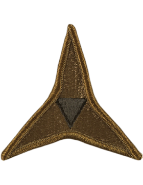 0003 Corps Subdued Patch
