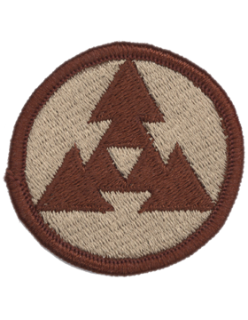 0003 Corps Support Command Desert Patch