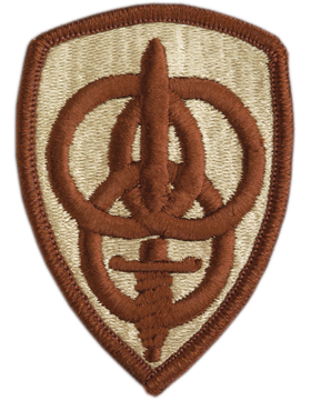 0003 Personnel Command Desert Patch