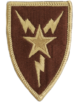 0003 Signal Brigade Desert Patch