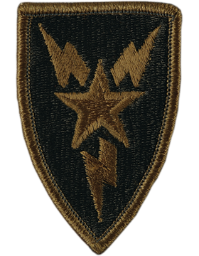 3rd Signal Brigade Subdued Patch