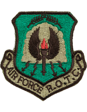 Air Force Senior ROTC Subdued Patch