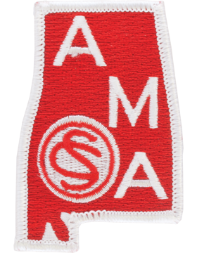 Alabama Military Academy Full Color Patch