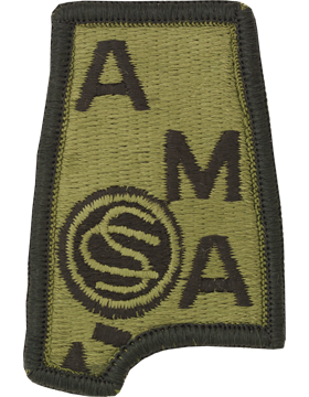 Alabama Military Academy Subdued Patch