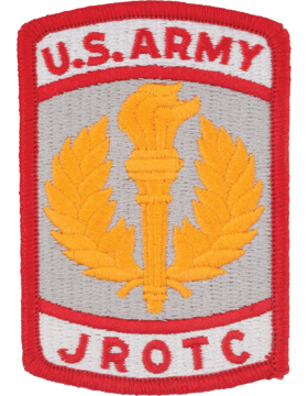 Junior ROTC Full Color Patch