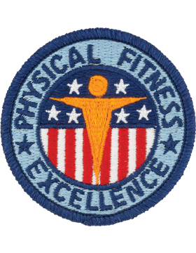 Physical Fitness Patch