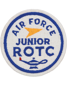 United States Air Force ROTC Full Color Patch (P-ROTCAF-F)