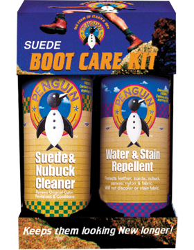 P3020 SUEDE BOOT CARE KIT
