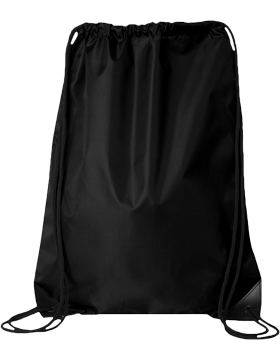 PACK-8886 Blank Sport Bag with Black Drawstring