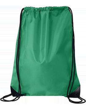 PACK-8886 Custom Sport Bag with Imprint, Black Drawstring
