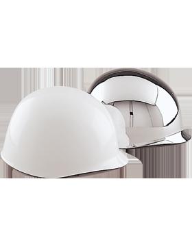 Helmet Metallized Chrome