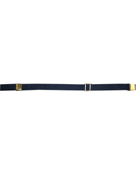 Rifle Sling (PE-C03G) Air Force Blue Webbing 1.25in Brass