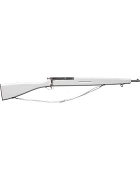 (PE-E01W) M-30 White Parade Rifle with White Sling small