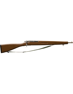 (PE-E02OD) M-30 Walnut Parade Rifle with Olive Drab Sling (Stained) small