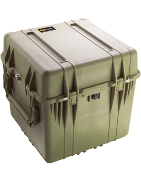 Large Pelican Cube Case PEL-0350 With Foam