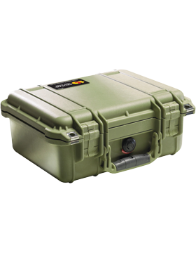 Small Pelican Case PEL-1400 With Foam