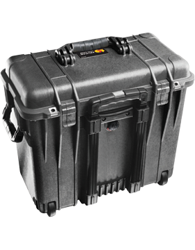 Pelican Top Loader Case with Wheels