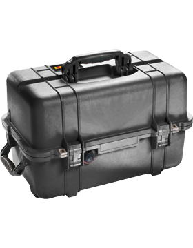Medium Pelican Case PEL-1460EMS With Tray System