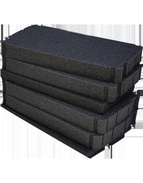 Replacement Foam Set for Medium Pelican Case PEL-1460