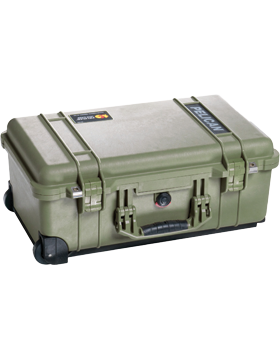 Medium Pelican Carry on Case PEL-1500 With Foam
