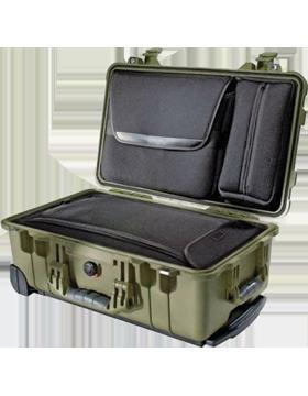 Medium Pelican Case PEL-1510LOC With Computer Sleeve