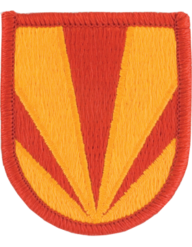 4th Air Defense Artillery 3rd Battalion Flash