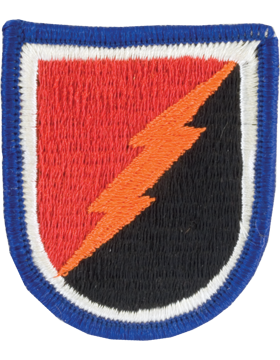 0004 Brigade 25 Infantry Airborne Special Troop Flash (PF-0004E)