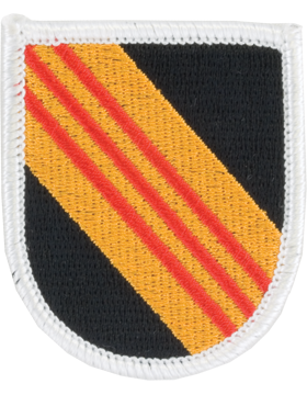 0005 Special Forces Group Old Vietnam Flash (PF-0005A)