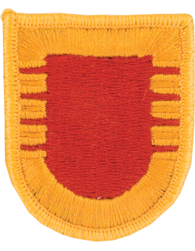 0011 Field Artillery 4th Battalion C Battery Flash (PF-0011B)