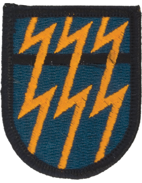 12th Special Forces Group Flash