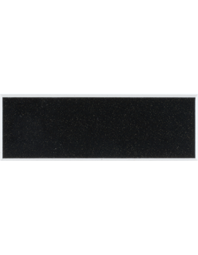 Plastic Nametag (PLA-102) Blank Army Pebble Finish