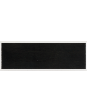 Plastic Nametag (PLA-104) Blank Army Smooth Finish