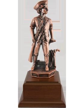 11.5in Minuteman Statue small