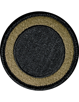 0001 Corps Scorpion Patch with Fastener (PMV-0001F)