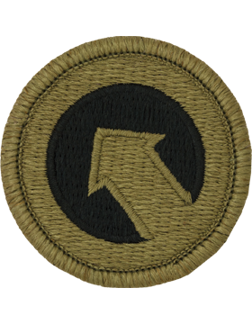 0001 Sustainment Command Scorpion Patch with Fastener (PMV-0001H)