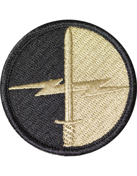 0001 Information Operations Command Scorpion Patch with Fastener (PMV-0001M)