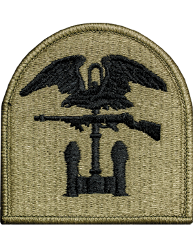 1st Engineer Brigade Scorpion Patch with Fastener