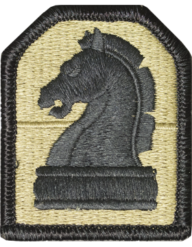 2nd Military Intelligence Command Scorpion Patch with Fastener