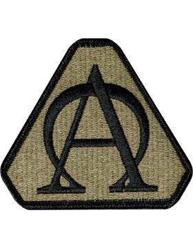 Army Acquisition Agency Scorpion Patch with Fastener (PMV-ACQ)