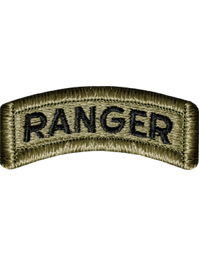 Ranger Tab Scorpion with Fastener