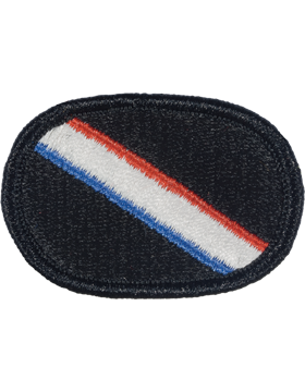 0003 Special Operation Command Army Theater Oval (PO-0003B)