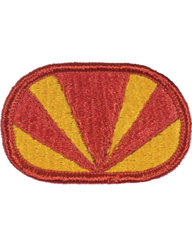 0004 Air Defense Artillery 3rd Battalion Oval (PO-0004A)