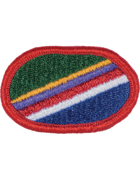 0450 Civil Affairs Battalion Oval (PO-0450A)
