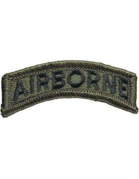 Airborne Tab (PT-104) Subdued