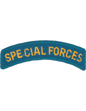 Special Forces Tab
