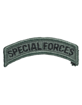 Special Forces Tab (PT-108) Subdued