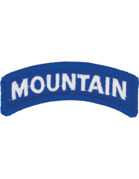 Mountain Tab