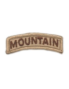 Mountain Tab