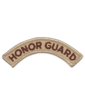 Honor Guard Tab (PT-114) Desert